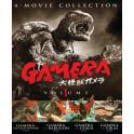 Gamera Collection Vol.1 Bluray legendado em portugues