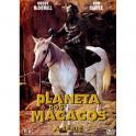 Planeta dos Macacos dvd box dublado