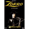 Zorro com Guy Williams 1° temporada dvd box dublado