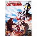 O Regresso de Ultraman dvd box digital dublado