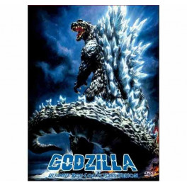 Godzilla Ultimate dvd Box legendado em portugues