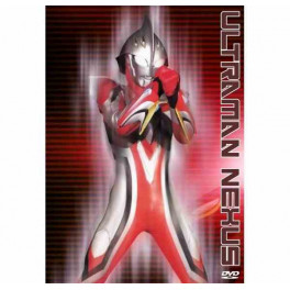 Ultraman Nexus dvd box legendado