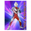 Ultraman Tiga dvd box dublado