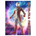 Ultraman Mebius dvd box legendado em portugues