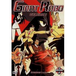 Robô Gigante Anime dvd box legendado em portugues