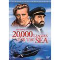 20.000 Léguas Submarinas (Disney) dvd dublado em portugues