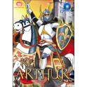 Rei Arthur (anime) dvd box dublado em portugues