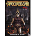 Spectreman Ultimate dvd box dublado em portugues