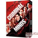 Criminal Minds 4 dvd box Temporada Original Lacrado