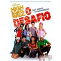 High School Musical - O Desafio dvd original lacrado