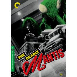 The Deadly Mantis dvd legendado em portugues