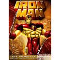 Homem de Ferro (1994/96) dvd dublado em portugues