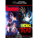 Spookies Os Renascidos das Trevas & Video Dead dvd legendado em portugues