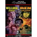 Willard: Calafrio & Ben, O Rato Assassino dvd legendado em portugues