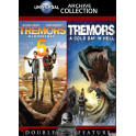 O Ataque dos Vermes Malditos 5 & 6 dvd dublado em dvd dois filmes
