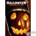 Halloween dvd box (1978 a 2009) dvd triplo dublado em portugues