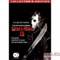 Sexta-Feira 13 coleção dvd triplo dublado em português