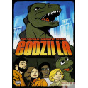 Godzilla Hanna Barbera dvd dublado coletânea de episódios