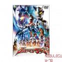 Ultraman Saga dvd dublado em portugues