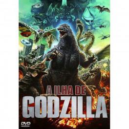 A Ilha de Godzilla vol 03 dvd legendado em portugues