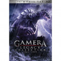 Gamera Legacy Collection BluRay Box legendado em portugues