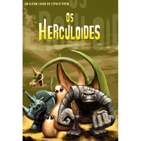 Os Herculoides 1 Parte Dvd Box Dublado Ultraloja Nebulosa M78