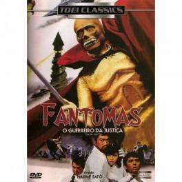 Fantomas O Morcego Dourado dvd legendado em portugues