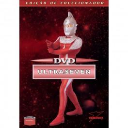 Ultraseven dvd box premium legendado