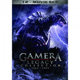 Gamera Ultimate Box dvd box legendado